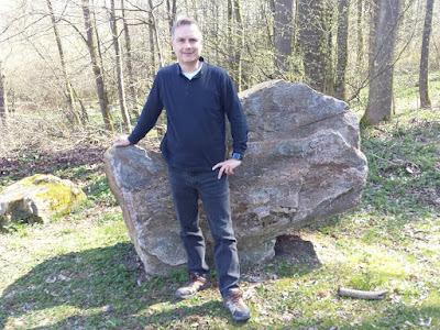 Am Earthcache in Ilbeshausen-Hochwaldhausen