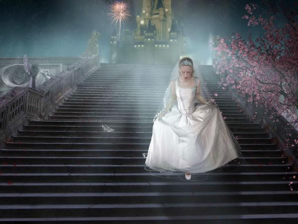 Cinderella, Magic Beauties 2