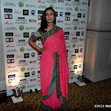 WWW.ENTSIMAGES.COM - Anita Rani   at The Manish Malhotra Gala Fundraiser in Aid of The Angeli Foundation at Grosvenor House, Park Lane, London February 23rd 2013                                                       Photo Mobis Photos/OIC 0203 174 1069