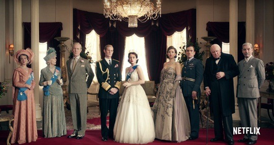 The Crown - 1ª temporada - Netflix