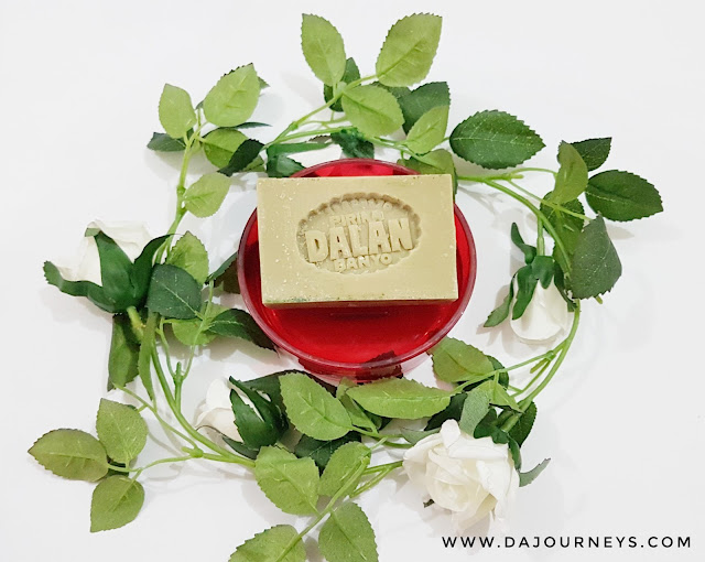Dalan d'Olive Antique Olive Oil Soap