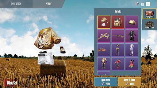Crate Simulator for PUBGM apklade screenshots 1
