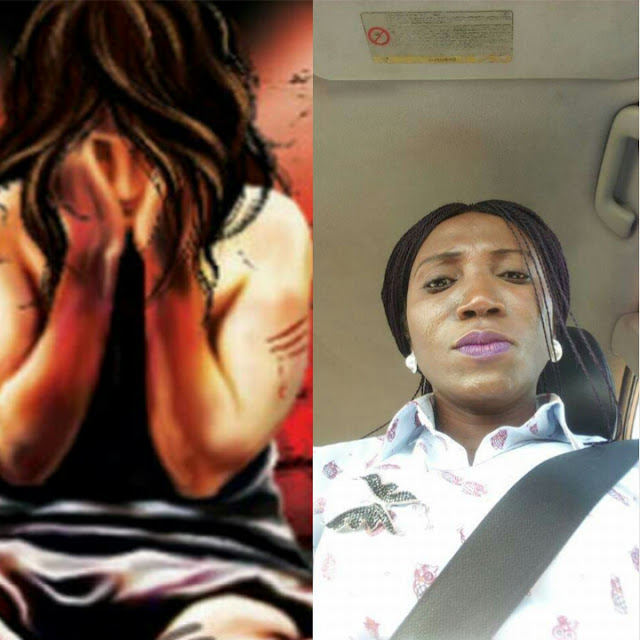 """I Was Raped & Deflowered At The Age Of 16, Today I'm HIV Positive"" – Nigerian Lady (Photos)"
