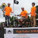 High Roller Stunt Team - Thunder Beach Spring Rally 2013