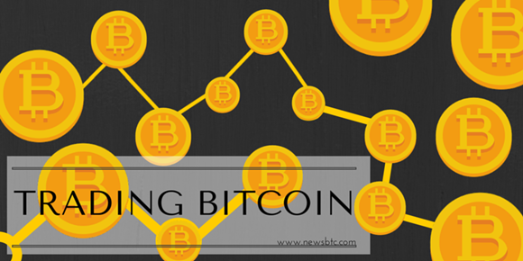 trading of bitcoins