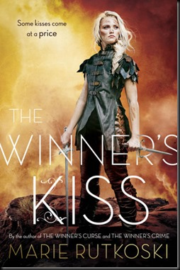 The Winner's Kiss  (The Winner's Trilogy #3) new version
