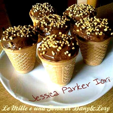 muffin gelato