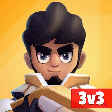 Heroes Strike - 3v3 Moba Brawl Shooting