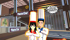 ID Master Chef Sakura Di Sakura School Simulator