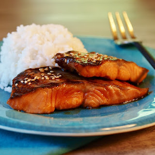 Grilled Steelhead Trout