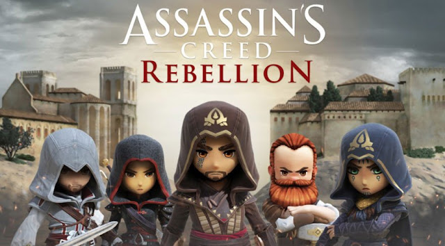 Assassin Creed Rebellion Mobil Oyun Duyuruldu