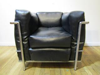 Le Corbusier -3- Lounge Chair
