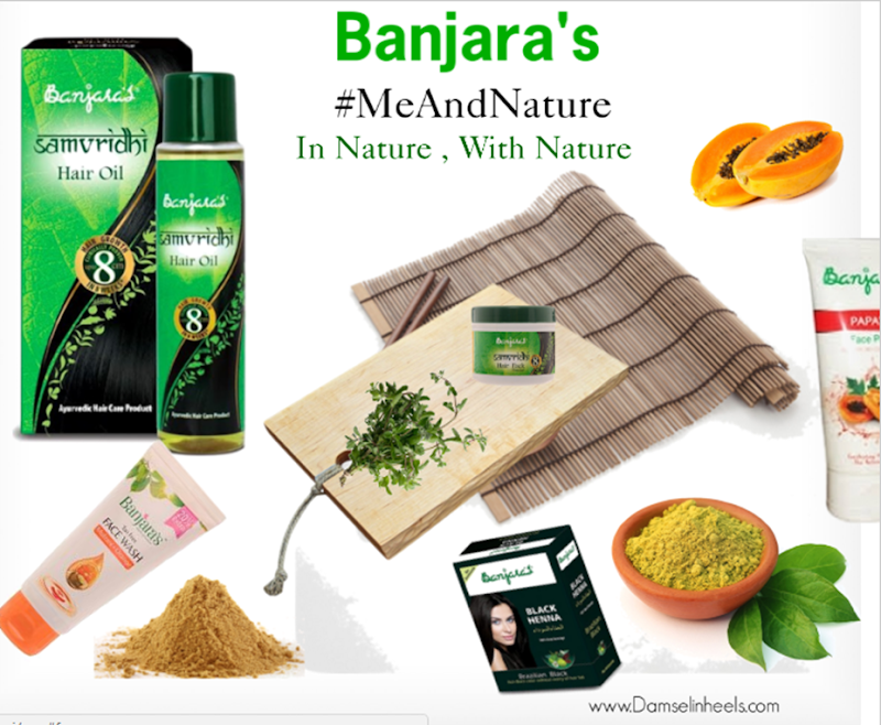 meandnature banjaras natural beauty products love