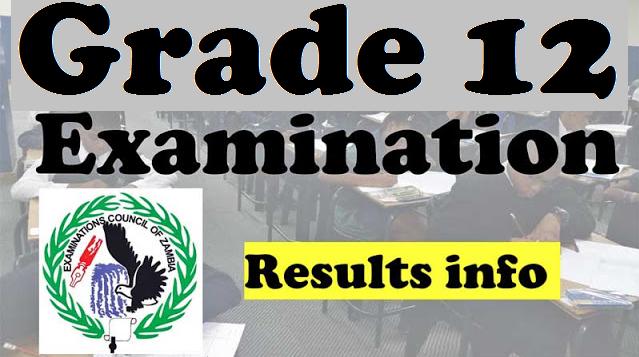 Grade 12 results 2020