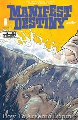 Actualización 05/01/2019: Numero trigésimo tercero de Manifest Destiny por Heisenberg en la traducción, R. Richards en la maqueta y Letho en la corrección para Infinity Comics. Un cadaver es descubierto, y algunos miembros del cuerpo de exploradores encuentran al Señor en el lugar menos indicado.
