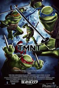 Ninja Rùa - The Teenage Mutant Ninja Turtles (Tmnt) poster