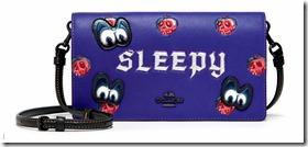 33045_Sleepy Foldover Crossbody Clutch