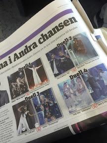 bäst ledsagare dansa i Halmstad