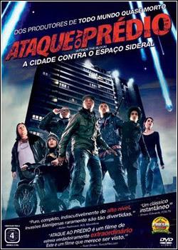 Filme Poster Ataque ao Prédio DVDRip XviD Dual Audio & RMVB Dublado