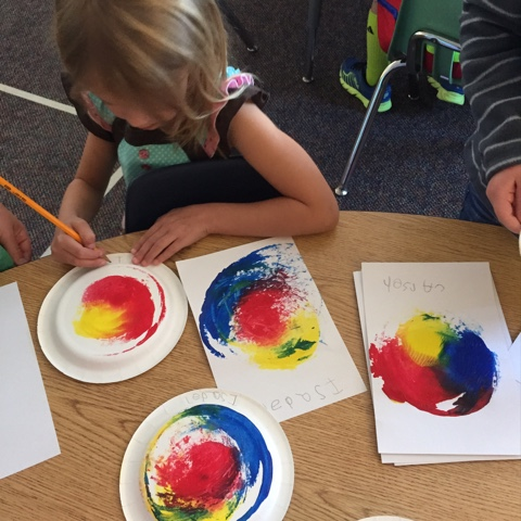 Inquiring minds mrs myers 39 kindergarten international for International arts and crafts