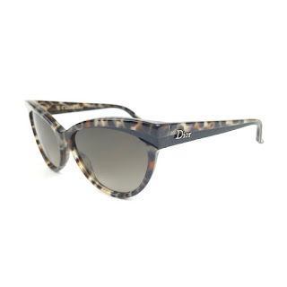 Dior Sauvage 1 Leopard Sunglasses