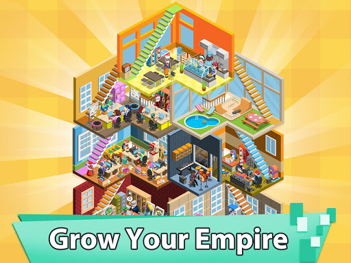Video Game Tycoon - Idle Clicker & Tap Inc Game android2mod screenshots 14