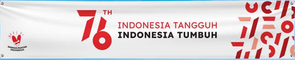 Tema dan Logo HUT Kemerdekaan RI Ke-76 tahun 2021