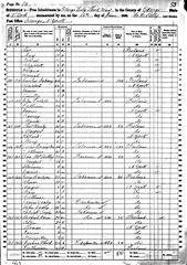 1860_THORP_Horace & Catherine_Oswego New York
