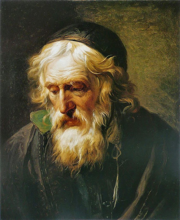 François-André Vincent - The Greek Priest