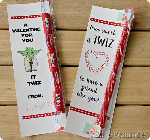 Twizzler Free Valentine Printables | 320 * Sycamore
