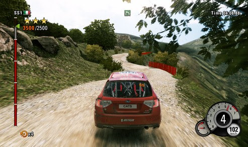 WRC 3 FIA World Rally Championship PC Game Download Full Version