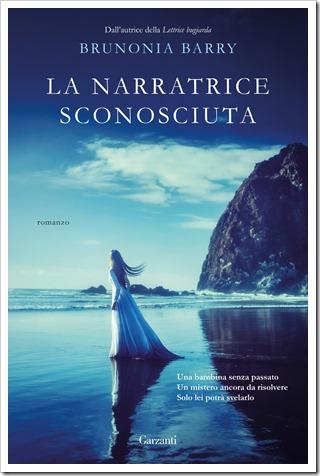 La narratrice sconosciuta cover