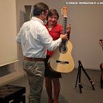Javier García Moreno con Donatella Salvato.