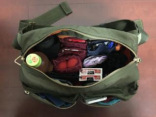 マジシャンひろしつちやの鞄 PORTER FORCE 2WAY WAIST BAG オリーブドラブ大