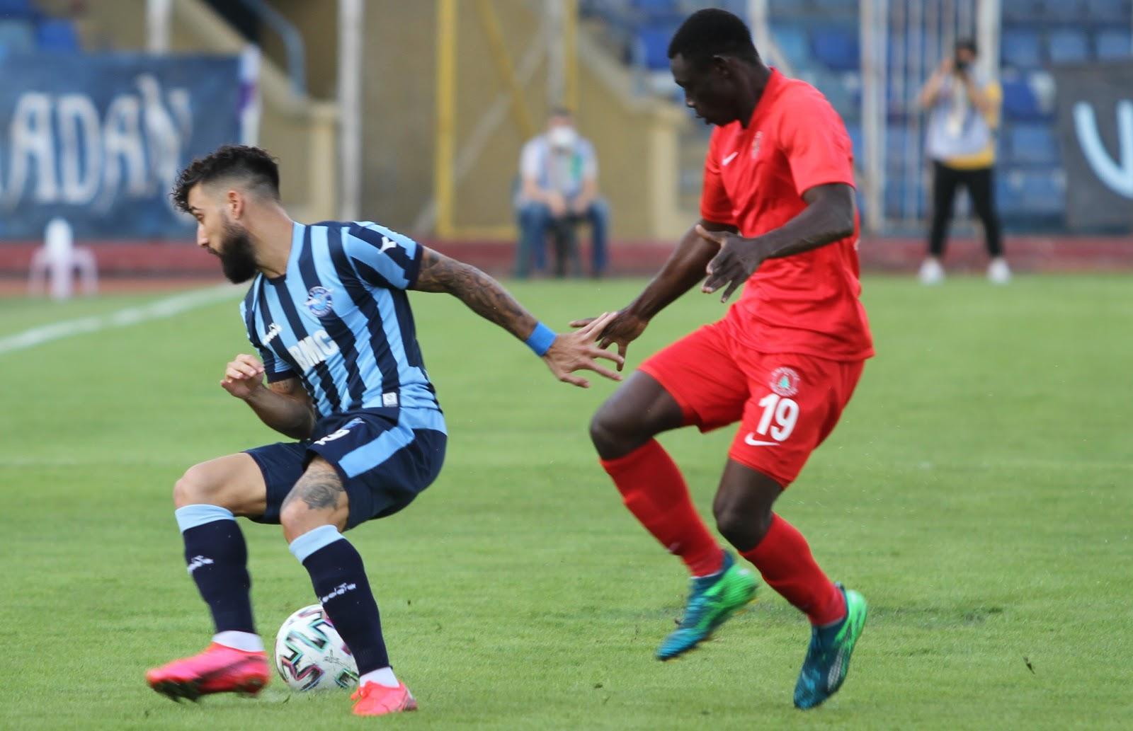 Adana Demirspor 4-2 Ümraniyespor - Mavi Şimşekler | Adana Demirspor