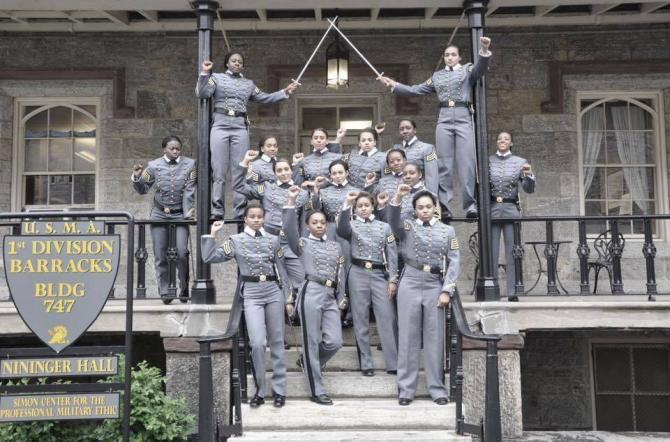 West Point investigates Black Lives Matter cadets