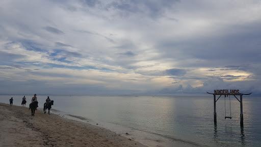 Ombak Sunset Lombok Gili Trawangan