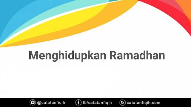 Enam Sunnah Ramadhan