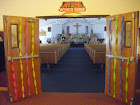 VBS Sports Theme Sanctuary Entrance