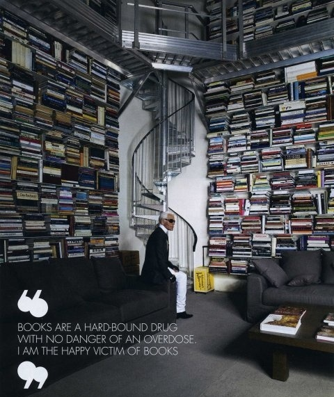 Books Addiction Quote