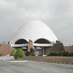 El templo Bahai