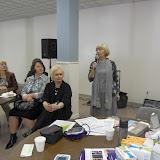 Spotkanie medyczne z Dr. Elizabeth Mikrut przy kawie i pączkach. Zdjęcia B. Kołodyński - SDC13569.JPG