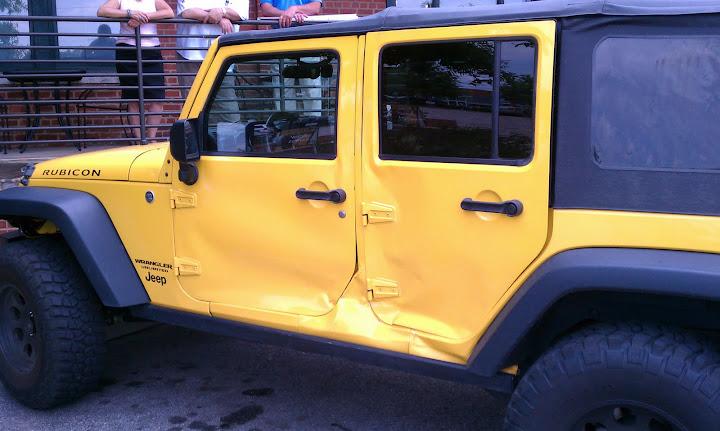 T Boned Pics Jkowners Com Jeep Wrangler Jk Forum