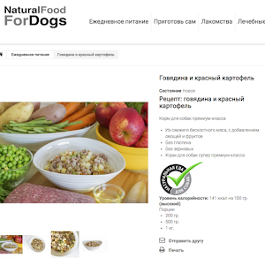 NaturalFoodForDogs