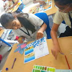 Collage Making Activity (Grade V to VIII) 18-04-2015