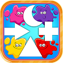Colors and Shapes for Kids icon