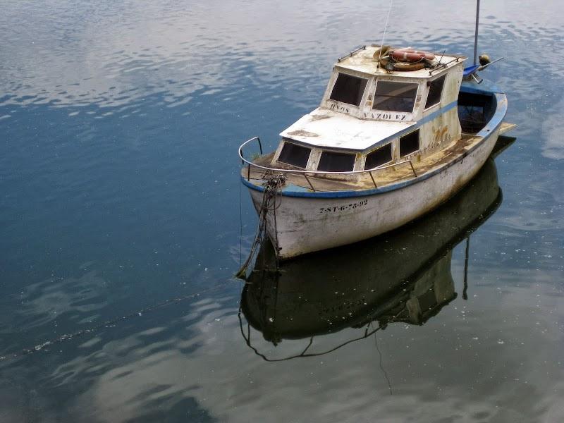 Boot auf dem Rio Nansa