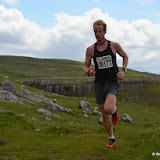Wharfedale off Road Full Marathon - 1st checkpoint 2013