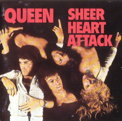 Queen ~ 1974 ~ Sheer Heart Attack