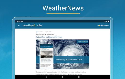 Weather & Radar USA - Severe weather alerts  screenshots 12